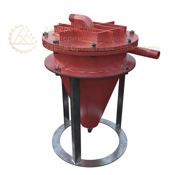Фильтр шахтный для очистки воды ФШОВ