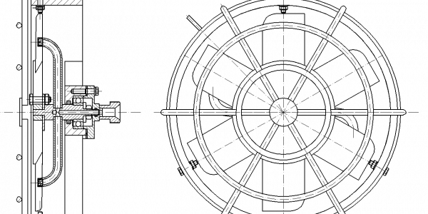 Пылеподавитель гидрореактивный ПГР-30