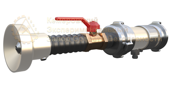 Ствол шахтный пожарный многофункциональный СШПМ-50