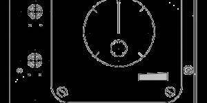 Устройство для проверки времени срабатывания аппаратов защиты от утечек тока ИВ-3М