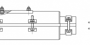 Кожух стальной соединительной муфты КСМ
